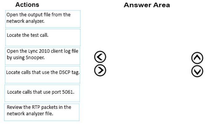 Lync book test address