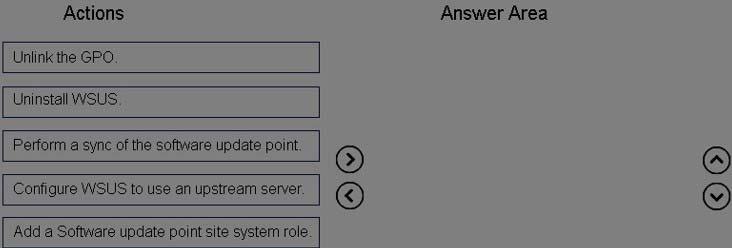 70-243 Exam – Free Actual Q&As, Page 25 | ExamTopics